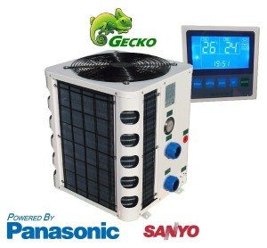 Pompe à chaleur de piscine 8,4 KW de 20 à 60 m3 GECKO 85